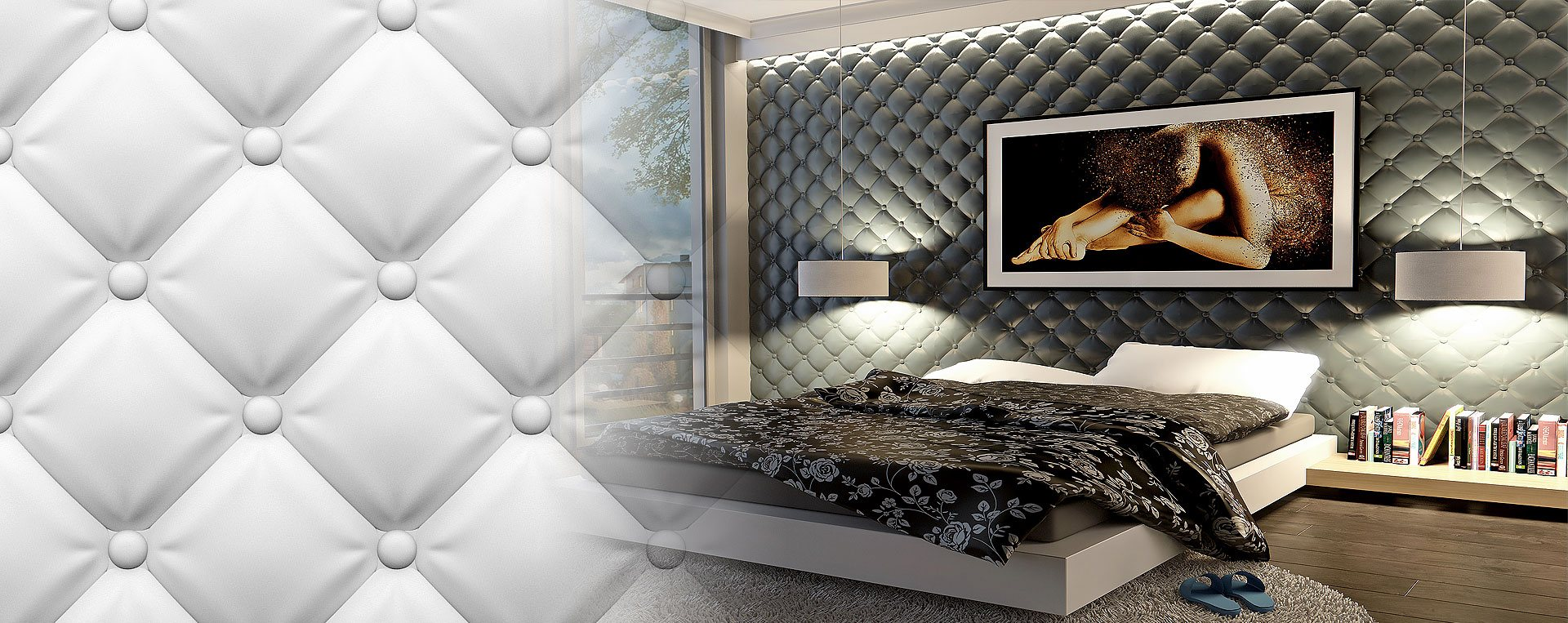 Dekoracyjne Panele ścienne 3d Piękno Twoich Wnętrz